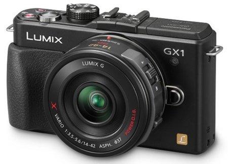 Panasonic Lumix GX1, así es la nueva Micro Cuatro Tercios