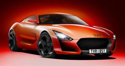 TVR resucita y ya planea nuevos modelos V8