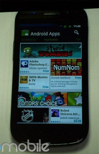 Así será el renovado Android Market para smartphones Android
