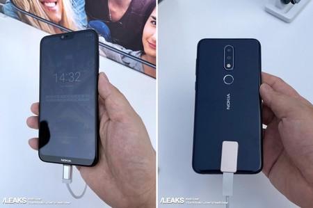 Nokia X6 Foto
