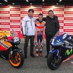 ¡Aprende, Santa Claus! Honda despide a Dani Pedrosa con dos de sus motos más especiales