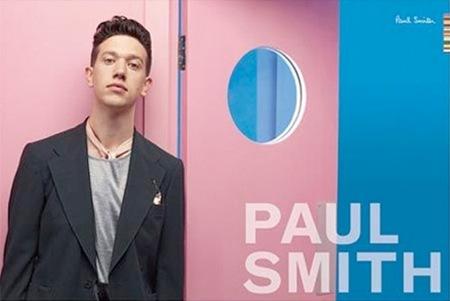 Paul Smith, campaña Primavera-Verano 2010: el color permanece