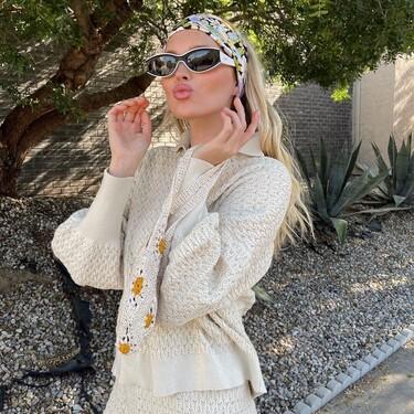 Nuevo verano, nuevas gafas de sol (de Loewe): este es el modelo favorito de las chicas de moda
