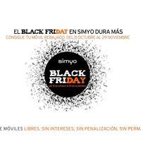 El Black Friday en Simyo dura más: móviles rebajados hasta el 29 de noviembre