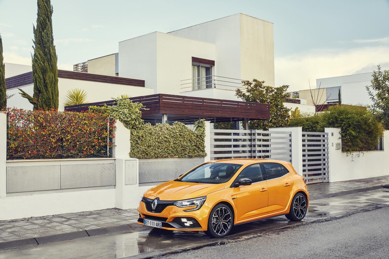 Foto de Renault Mégane R.S. 2018, toma de contacto (117/129)