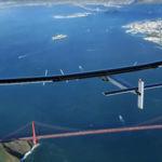 Solar Impulse 2 vuela de Hawái a California con la energía del Sol