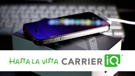 Apple eliminará completamente Carrier IQ de sus dispositivos