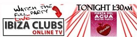 YouTube Ibiza Clubs Online TV, streaming en directo desde las discotecas ibicencas
