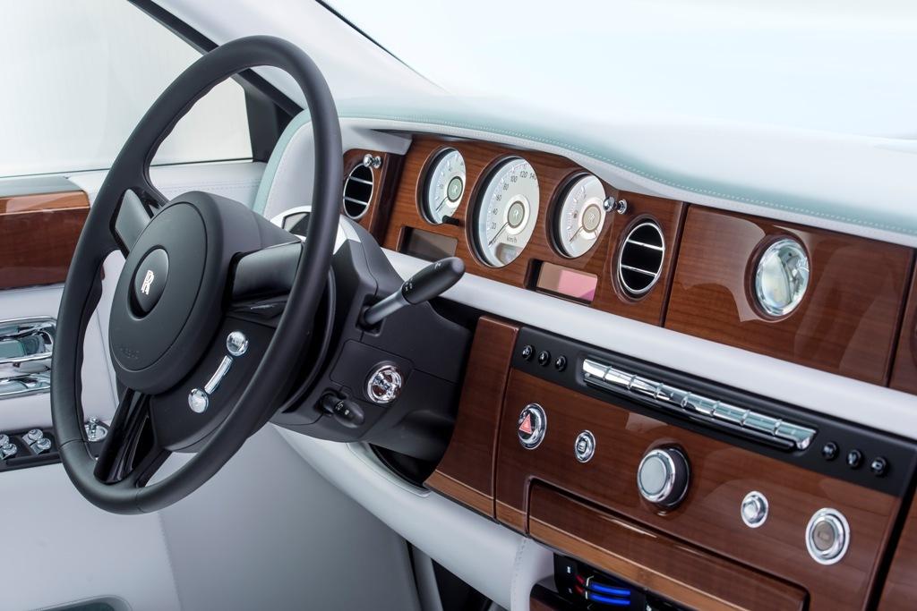 Foto de Rolls Royce Serenity (7/13)