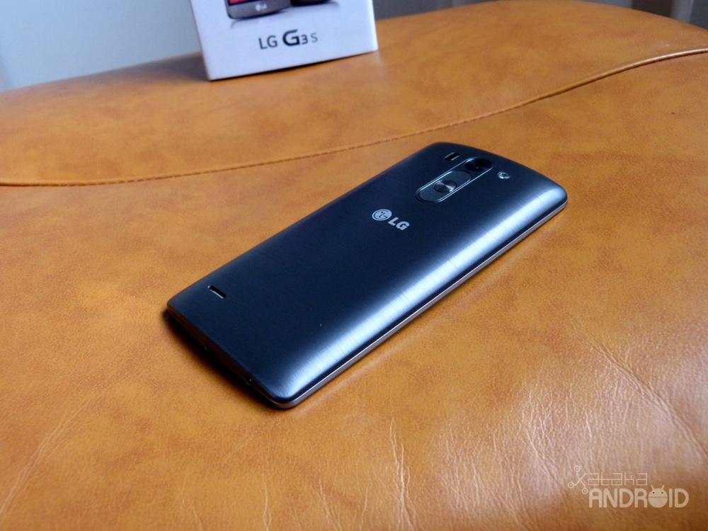 Foto de LG G3 S, diseño (16/23)
