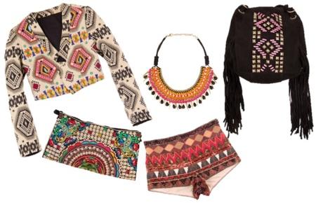 Avance de la nueva colección de Bershka Primavera-Verano 2013: se me enamora el alma