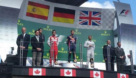 Victoria sin paliativos de Sebastian Vettel en el Gran Premio de Canadá