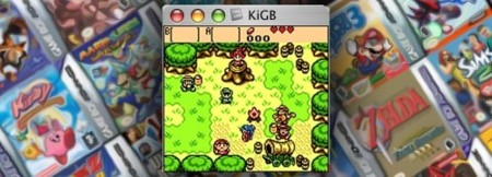 KiGB emulador Gameboy y Gameboy Color