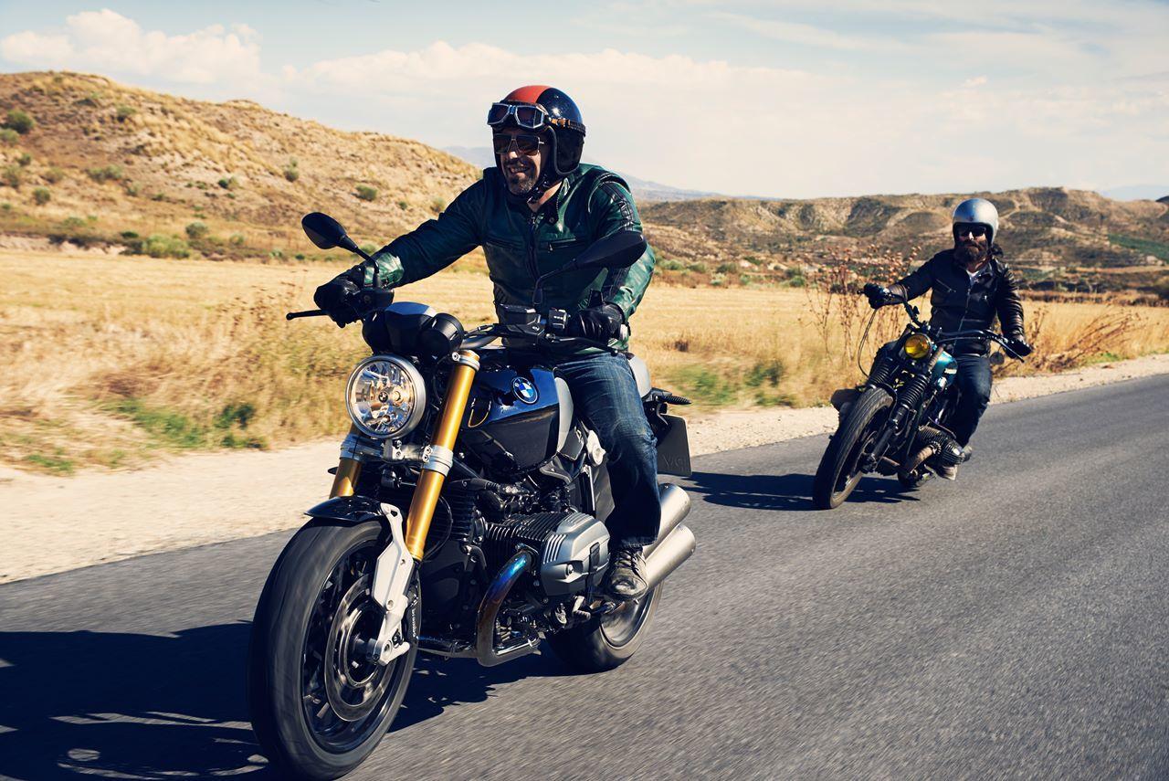 Foto de BMW R nineT, diseño, lifestyle media (10/26)