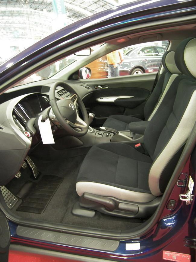 Honda Civic 5 puertas Executive en el Salón de Vigo