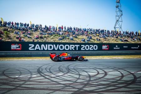 Verstappen Zandvoort F1 2020 2