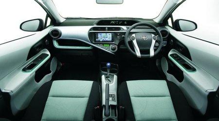 Toyota Aqua Interior