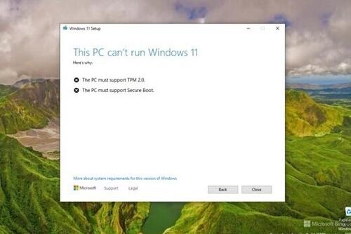 Así puedes comprobar si tu ordenador posee el chip TPM y puedes instalar Windows 11 en tu equipo