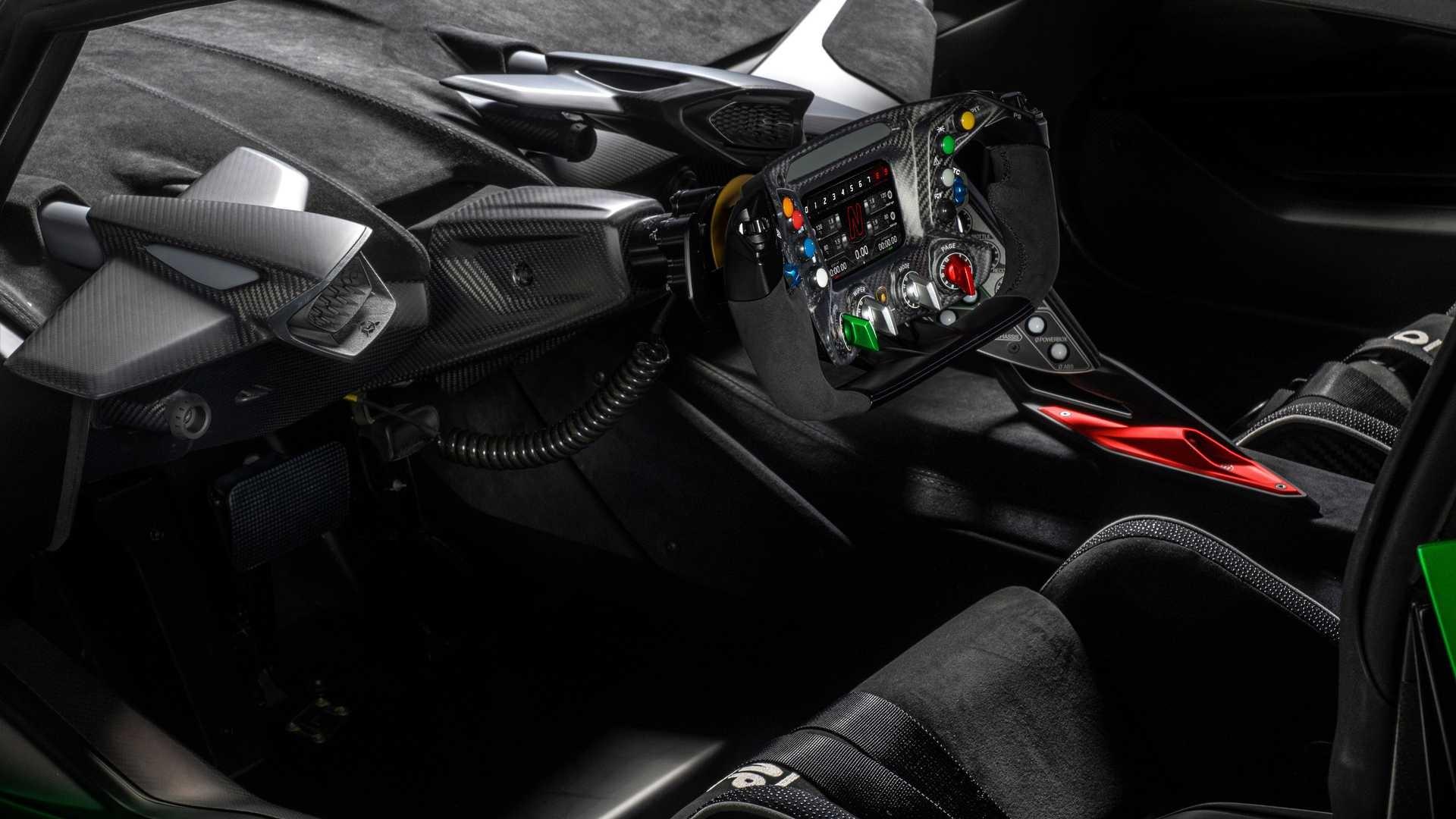 Foto de Lamborghini Essenza SCV12 (11/15)