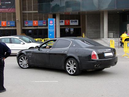 Deco - Maserati Quattroporte