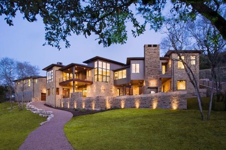 Casa de lujo junto al campo de golf Austin Country Club, Texas