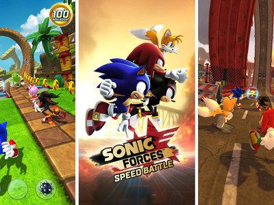 El juego de carreras Sonic Forces Speed Battle aterriza en iOS por sorpresa