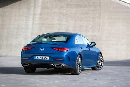Mercedes Benz Cls 2022 15