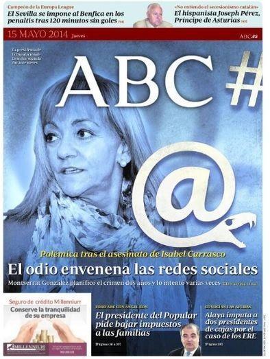 Portada RRSS ABC