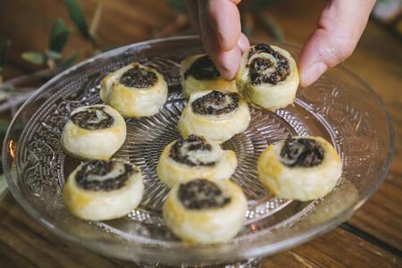 Rollitos, tostadas, pañuelos... canapés fáciles pero originales para deslumbrar a tus invitados