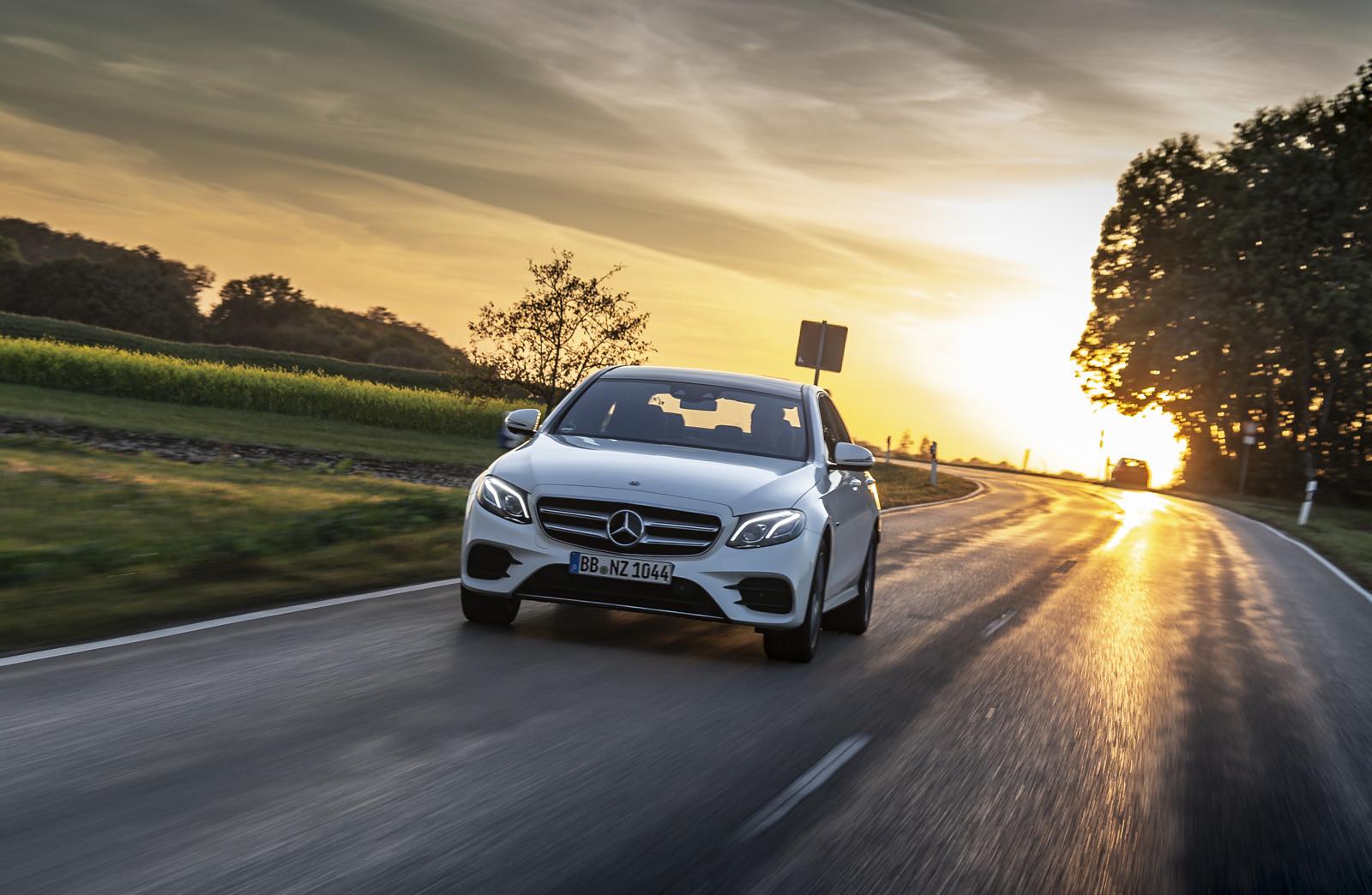 Foto de Mercedes-Benz E 300 de (presentación) (23/47)