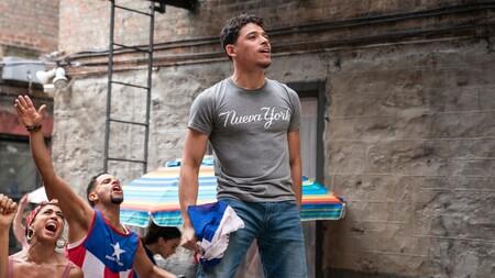 """""""Nos quedamos cortos"""". Lin-Manuel Miranda se disculpa por la falta de personas latinas de piel oscura en el reparto de 'En un barrio de Nueva York"""""""