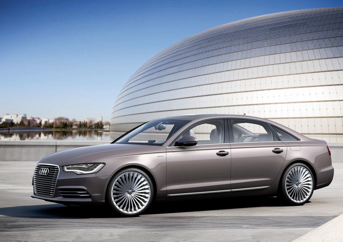 Foto de Audi A6 L e-tron Concept (5/22)