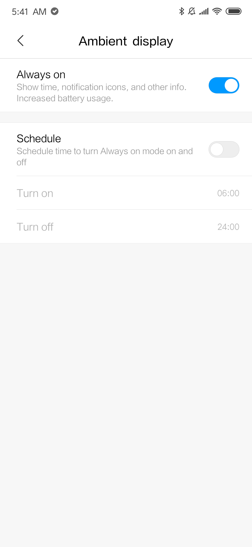Foto de Xiaomi Mi Mix 3 interfaz (14/23)