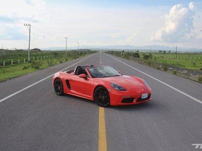Porsche 718 Boxster S, a prueba: cuando el turbocargador hace olvidar el purismo y la tradición