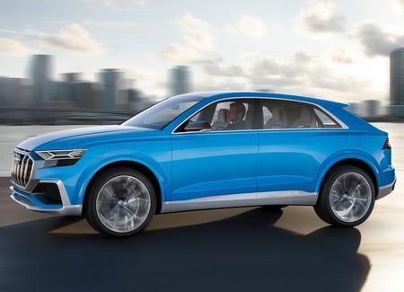 El Audi Q9 viene en camino para plantar cara al BMW X7