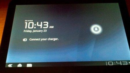 El tablet de Motorola promete