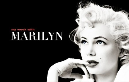Imagen de Michelle Williams como Marilyn Monroe.