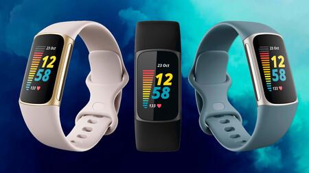 Fitbit Charge 5, la pulsera más avanzada de Fitbit llega con un nuevo diseño y posibilidad de medir el estrés