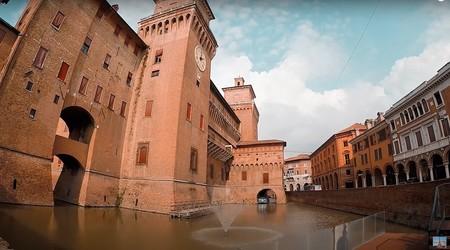 Castillo Este Ferrara