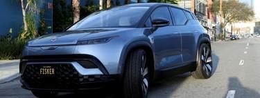 Fisker Ocean EV: Otra propuesta de SUV eléctrico para ir contra el Model Y