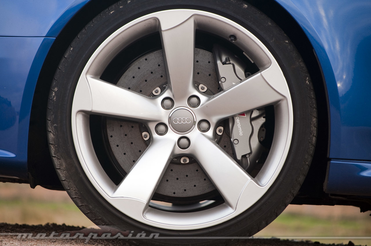 Foto de Audi RS4 Avant (prueba) (16/56)