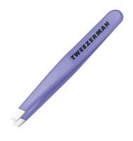 Pinza Mini Slant Tweezerman color violeta