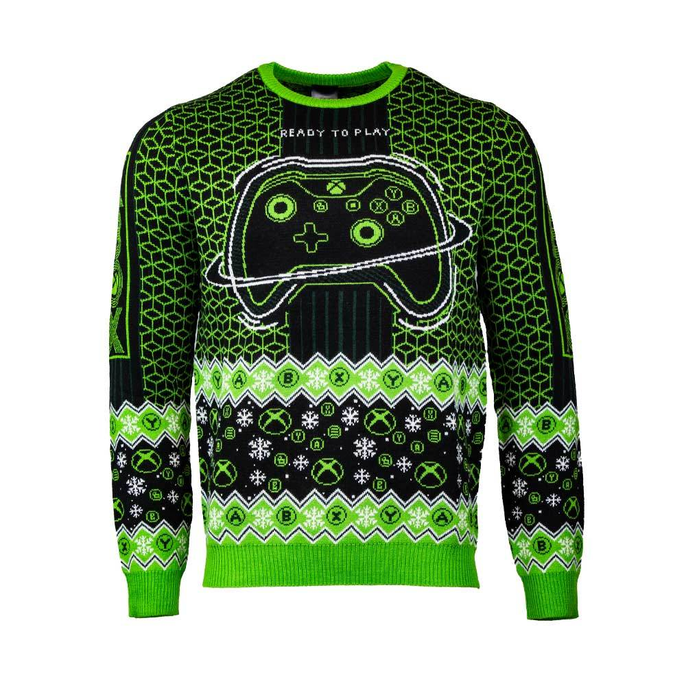 XBOX 'READY TO PLAY' Christmas Jumper