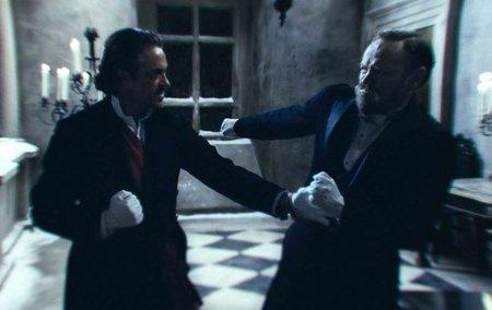 'Sherlock Holmes: Juego de sombras', mejor que la primera