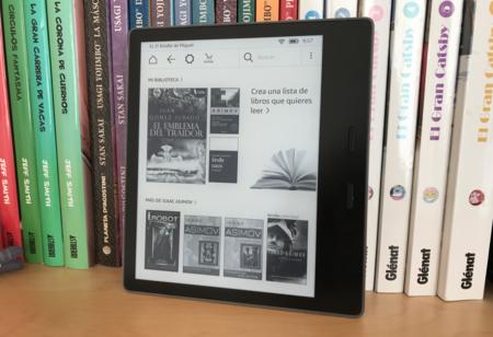 Kindle Oasis Libros