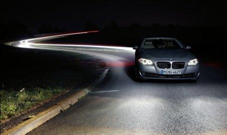 Sistemas de iluminación avanzados en coches
