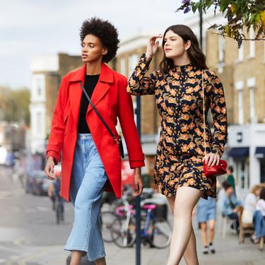 Queríamos vestir como el mejor street style y la colección de otoño de Amazon Find lo ha hecho posible
