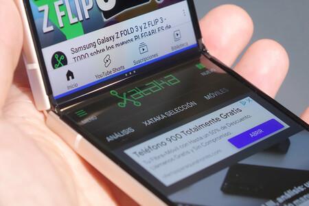 Samsungflip3pliegue