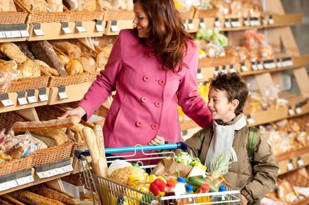comprar en el supermercado