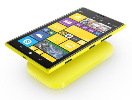 Carga inalámbrica de Nokia - 6